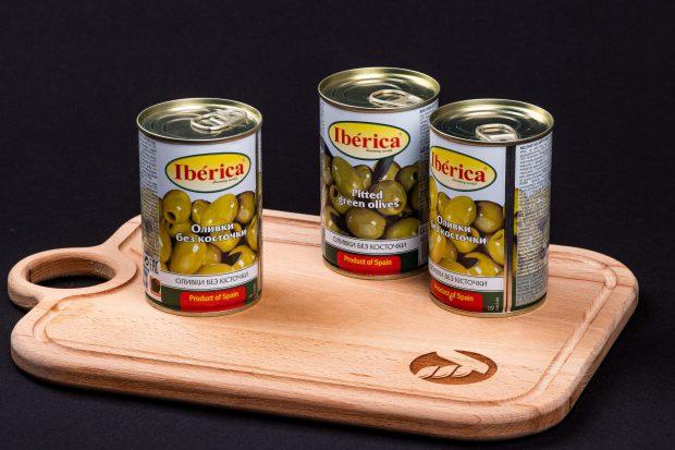 Оливки Iberica без костей
