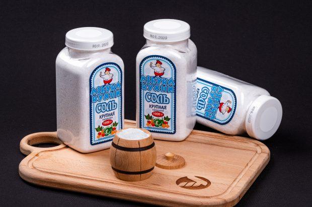 соль каменная пищевая крупная