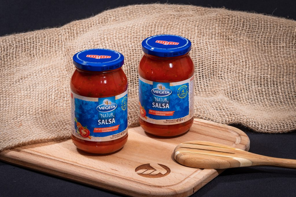 Соус из средиземноморских помидоров Salsa
