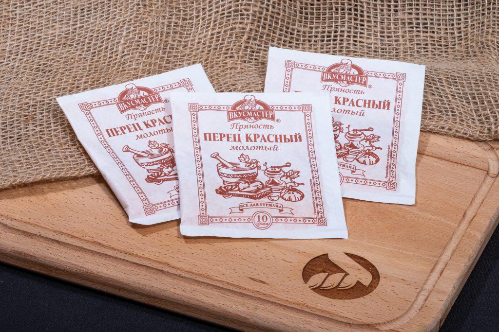 Пряность перец красный молотый, 10 г, ВкусМастер