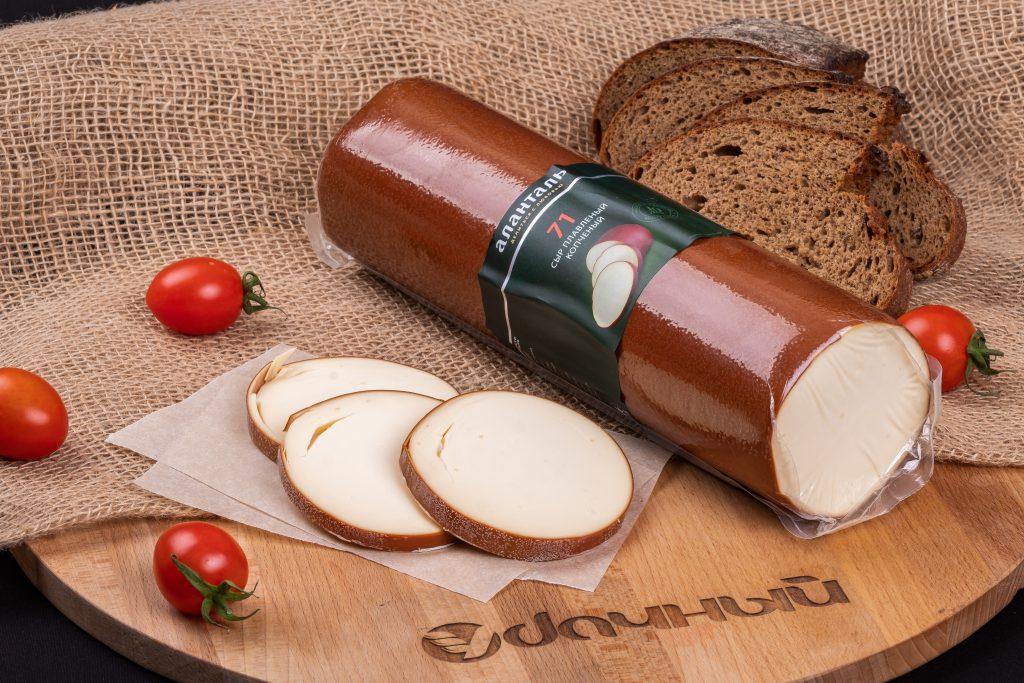 сыр копченый колбасный
