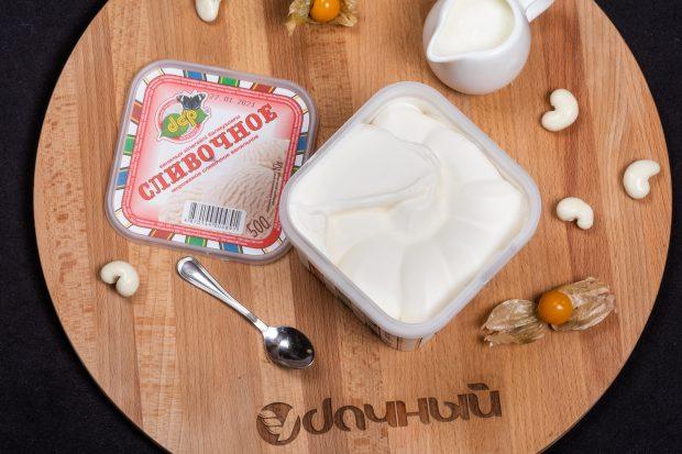 мороженое сливочное из отборного молока