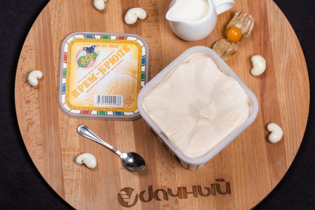 "Мороженое сливочное ""Крем-Брюле"" ДЕП"