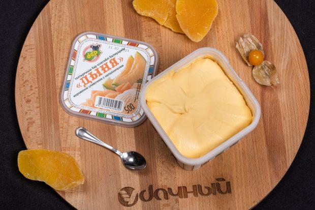 мороженое с наполнителем дыня казахстан
