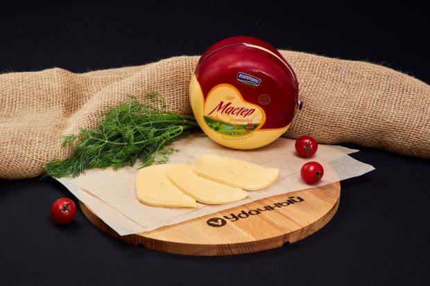 """Сыр """"Мастер"""" 50%, Киприно"""
