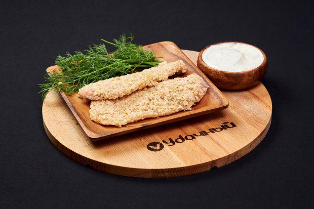 Шницель натуральный из мяса цыплят-бройлеров (заморозка), Фабрика качества